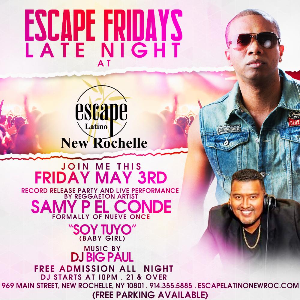 Escape-Fridays-Samy-P-El-Conde-join-me
